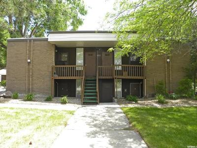 Logan Multi Family Home For Sale: 620 E 700 N