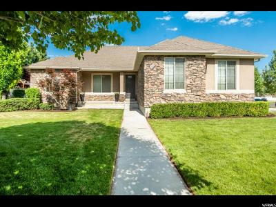 Highland Single Family Home For Sale: 10262 N 6630 W