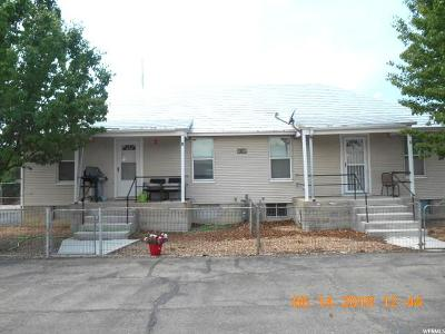 Spring Glen UT Multi Family Home For Sale: $129,900