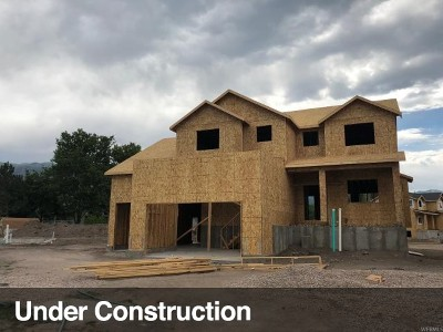 Layton Single Family Home For Sale: 144 E 975 S