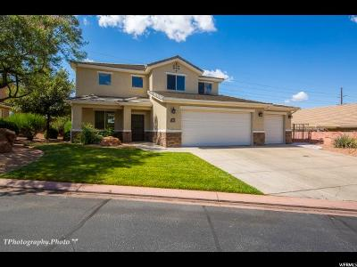 St. George Single Family Home For Sale: 1173 W Snow Canyon Pkwy