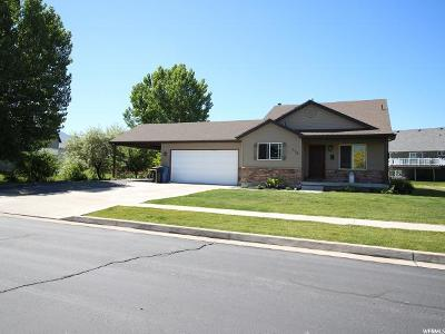 Nibley Single Family Home For Sale: 712 W 2280 S