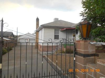 Spring Glen UT Single Family Home For Sale: $149,900