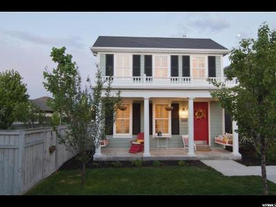 South Jordan Single Family Home For Sale: 10597 S Ozarks Dr W