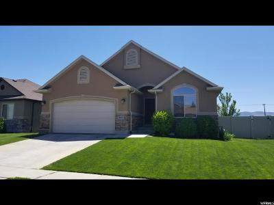Lehi Single Family Home For Sale: 2485 W 2150 N