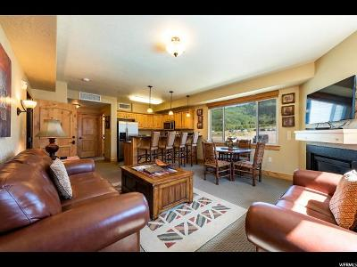 Park City Condo For Sale: 2653 Canyons Resort Dr #331