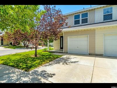 Draper Townhouse For Sale: 14288 S Daisyfield Dr