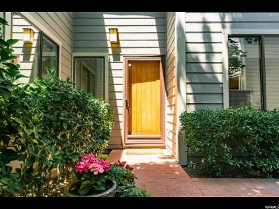 Holladay Townhouse For Sale: 4788 S Naniloa Dr E