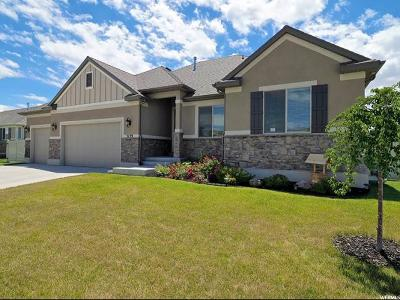 West Valley City Single Family Home For Sale: 5139 W Brixham Way