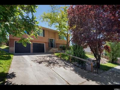 Orem Single Family Home For Sale: 444 E Heather Rd