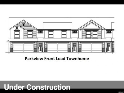 Townhouse For Sale: 348 W Parkview Lane S 519t S #PVFL