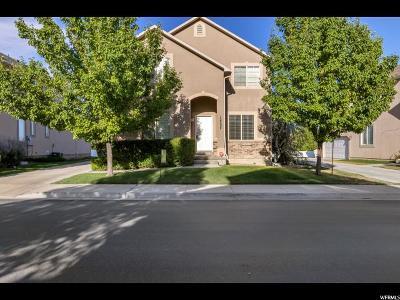 Riverton Single Family Home For Sale: 12527 S Saquamish St #132
