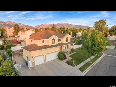 Sandy Single Family Home For Sale: 7931 S Pear Tree Cir E
