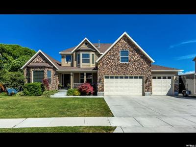 Stansbury Park Single Family Home For Sale: 6122 N Schooner Ln