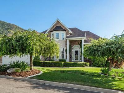 Spanish Fork Single Family Home For Sale: 2540 Oak Ridge