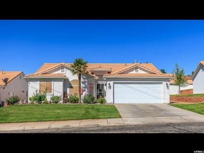 St. George Single Family Home For Sale: 210 N Mall Dr #90