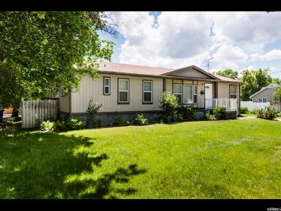 Hyrum Single Family Home For Sale: 688 E Canyon Rd