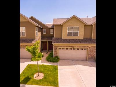 Riverton Townhouse For Sale: 13507 Leaf Wing Ln