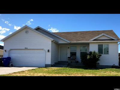 Tooele UT Single Family Home For Sale: $265,000