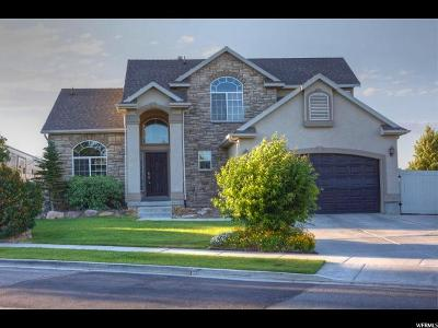 West Jordan Single Family Home For Sale: 5636 W Boulder Creek Rd