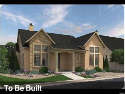 South Jordan Single Family Home For Sale: 1340 S Holly Springs Dr W #115