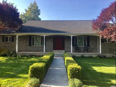 Highland Single Family Home For Sale: 5453 W 10480 N