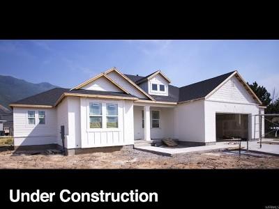 Mapleton Single Family Home For Sale: 156 E 450 N #24