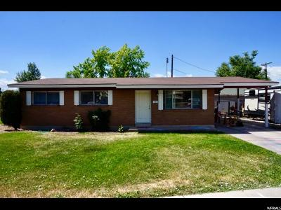 Orem Single Family Home For Sale: 534 E 34 S