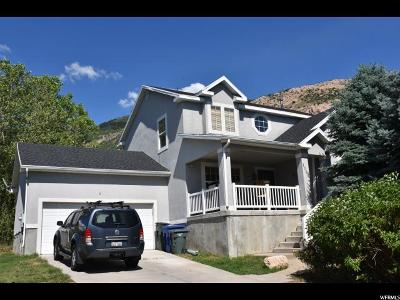Ogden Single Family Home For Sale: 1306 N Fowler Ave