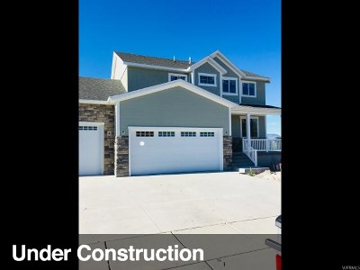 Layton Single Family Home For Sale: 656 N Colchestor Ct N #7