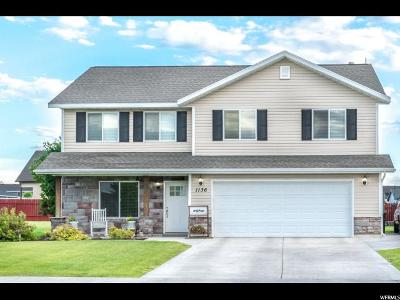 Nibley Single Family Home For Sale: 1136 W 2550 S