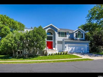Sandy Single Family Home For Sale: 1967 E Oak Manor Dr