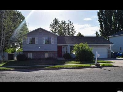 Davis County Single Family Home For Sale: 171 S 525 W