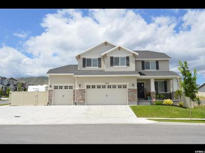 Herriman Single Family Home For Sale: 14224 Lower Meadow Cir S