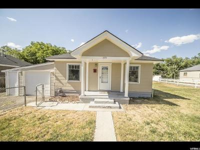 Spanish Fork Single Family Home For Sale: 675 E 400 N