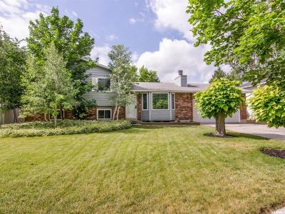 West Jordan Single Family Home For Sale: 1409 W 8660 S