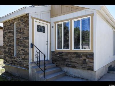 Sandy UT Single Family Home For Sale: $310,000