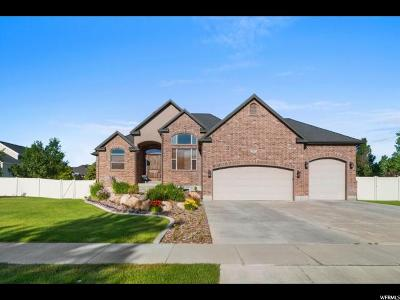 Layton Single Family Home For Sale: 20 N 3425 W