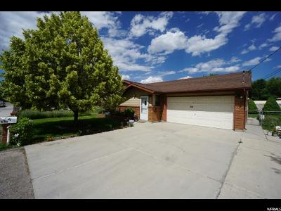 Lehi Single Family Home For Sale: 540 N 500 W