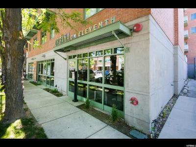 Salt Lake City Condo For Sale: 1988 S 1100 E #405