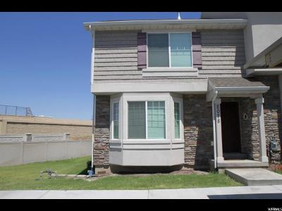 Provo Townhouse For Sale: 2078 W 1100 N