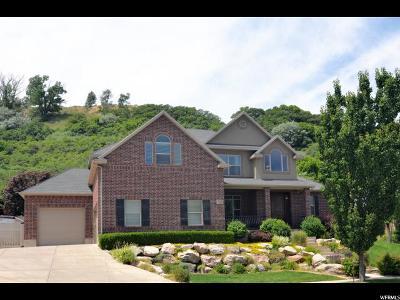 Davis County Single Family Home For Sale: 7715 S 1650 E