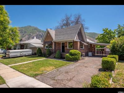 Springville Single Family Home For Sale: 54 N 100 E