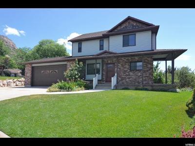 Ogden Single Family Home For Sale: 630 N Brinker Ave