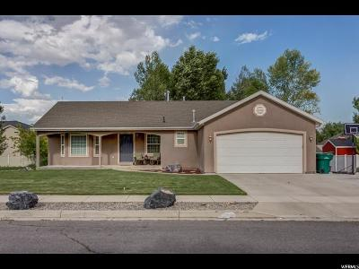Lehi Single Family Home For Sale: 1063 S 790 W