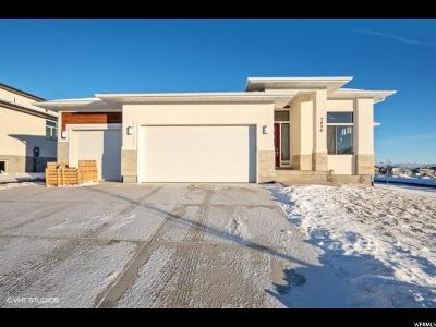 Herriman Single Family Home For Sale: 7456 W Sage Grass Ln S #22