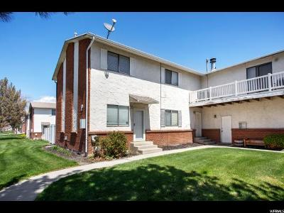 Murray Condo For Sale: 5235 S Glendon St #P2