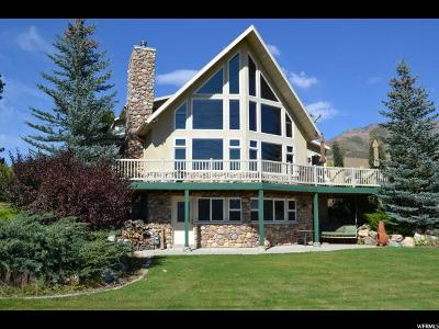 Weber County Single Family Home For Sale: 3428 N Wolf Creek Dr
