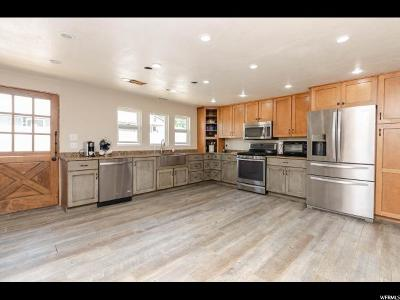 Layton Single Family Home For Sale: 794 Valeria Dr