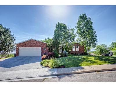 Pleasant Grove Single Family Home For Sale: 109 N 1240 E